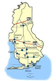 Baldwin County Alabama