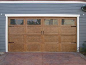 high end garage doors